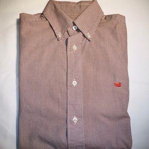 Southern Marsh Button Down Shirt Small
